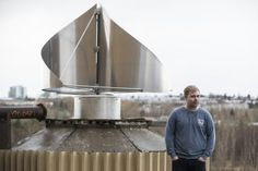 Innovative New Wind Turbine From Iceland Is Tough Enough For The Strongest Gales - ecotechtube.com