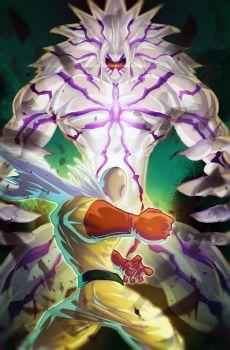 One punch man: Everyone just loves Saitama. But tell me some reasons why you should envy him? One Punch Man Heroes, One Punch Man Anime, Anime One, Otaku Anime, Manga Anime, Saitama Sensei, Caped Baldy, Saitama One Punch Man, Pokemon Fan Art