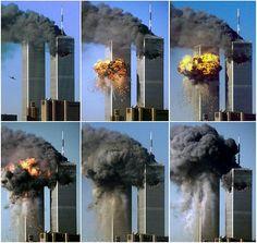 ... sowie für die Menschen in den oberen Etagen des World Trade Centers gibt es keine Rettung.