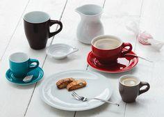 Barbara Schmidt KAHLA. Porcelain for the senses: Café Sommelier