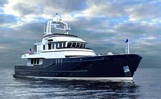 Expedition Eighty Three   Seaton Yachts - Custom Built Trawler Yachts & Ships by Stephen R. Seaton, Naval Architect