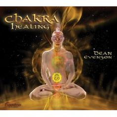 "Chakra Healing [CD] by Dean Evenson Dean Evenson is a trailblazer in the field of ""sound healing,"" using vibrations and tones to affect positive change in the human energy system. Chakra Balancing Meditation, Yoga Meditation, Chakra Healing Music, Advanced Yoga, Learn Yoga, Yoga Music, Deep Relaxation, Sound Healing, Yoga For Flexibility"