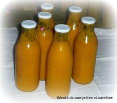 Ecoulons les légumes du potager en préparant de bonnes soupes Cet hiver , nous les apprécierons .  cliquer  sur la photo pour l'agrandir  Pour 1 bouteille soit pour 4 pers ; 1 PP la part Dans le cas d'une JSC , déduire de votre réserve 1PP la part Ingrédients...