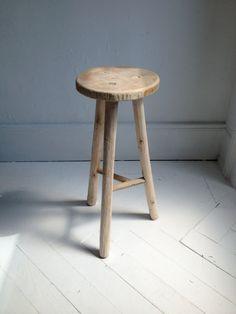 Handmade wooden workstool Handmade Wooden, Bar Stools, Chair, Furniture, Home Decor, Bar Stool Sports, Decoration Home, Room Decor, Home Furnishings