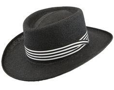 """Dobbs Barbados - Bill the Hatter  100% Fine Twisted Cord 2-1/4 Inch Brim with Grosgrain Ribbon and Dobbs Pin 4 1/2"""" Gambler Crown 3 1/8"""" curve edge brim www.billthehatter.com"""