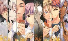 La segunda temporada de Shokugeki no Soma se estrenará el próximo verano