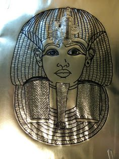 Ancient Egypt art project