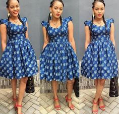 These are the most elegant ankara gown styles there are today, every lady who loves ankara gowns should see these ankara gown styles of 2019 African Dresses For Women, African Print Dresses, Formal Dresses For Women, African Print Fashion, African Attire, African Fashion Dresses, African Wear, African Women, African Prints