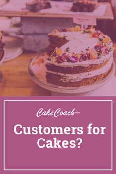 How do customers find your cake business again?  #cakebusiness #cakecoachonline