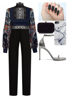 """Untitled #1198"" by danifashionblog on Polyvore featuring Lanvin, JIRI KALFAR and Yves Saint Laurent"