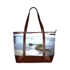 2e8cd38704ab Bright Beach Tote Handbag (Model 1642)