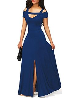 Women Sexy V neck Cold Shoulder Short Sleeve Maxi Dress Split Formal Evening Party Long Dress Prom Gowns Solid Navy L 12 14  Dearlove Women's Sleeveless Mock Neck Floral Lace Cocktail Mermaid Bodycon Midi Dress     For your dress collection,this vintage floral lace midi dress was designed for cocktail and special occasions.   Measurements:   (US 4-6)Small  (US 8-10)Medium  (US 12-14)Large  (US 16-18)X-Large   Wish you choose the size that fit you best.Contact us freely if there is..