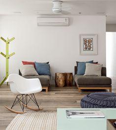 Casa de praia confortável, arejada e organizada - Casa