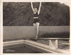 Louise Brooks, Publicity, Laurel Canyon, 1927