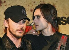 balina13:    HQ @Jared Randall LETO @Shannon Bellanca Leto Fuse Fangoria Chainsaw Awards 2006
