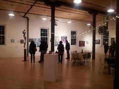 Spirituality show featuring works by Matthew Reilly
