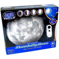 moon in my room