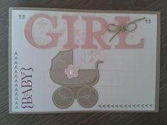 Baby Girl - Stampin ' Up!