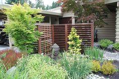 "Landscape Divider ""Dream Team's"" Portland Garden Garden Design Calimesa, CA"