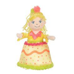 Manhattan Toy Cutie Cakes Lemon Drop LuLu Cupcake from Manhattan Toy, Converts from a Yummy Cupcake to a Sweet Doll Cupcake Dolls, Princess Peach, Disney Princess, Yummy Cupcakes, Creative Play, Plush Dolls, Doll Accessories, Manhattan, Sweet Treats