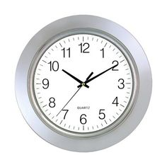 Novelty Cute Crown Piggy Plastic Analog Alarm Clock Home Decoration Ornament