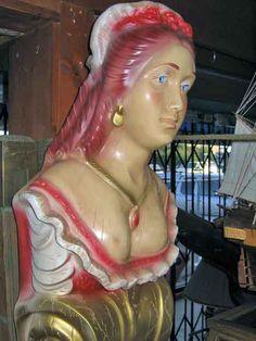 Ship-figure-head
