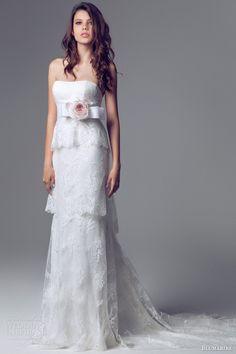 blumarine bridal wedding dresses wedding inspirasi page