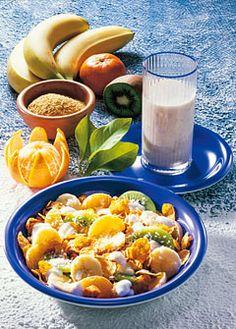 Detox-Diät - Kur 2. Tag: Frühstück - Vitaminmüsli