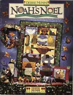 Debbie Mumm - Noah Noel - Diz Mary Mary - Picasa Web Albums... FREE BOOK, PATTERNS AND INSTRUCTIONS!