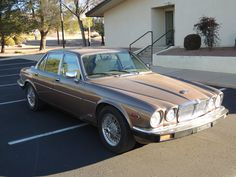 Jaguar XJ6 Chrome