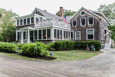 A Photo Tour of Prouts Neck, Maine