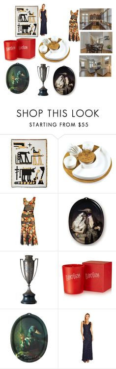 """""""loving"""" by efrat-kazoum ❤ liked on Polyvore featuring interior, interiors, interior design, home, home decor, interior decorating, Picnic Time, Bella Freud and Adrianna Papell"""