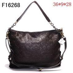 Coach Outlet - Coach Leather Bags No: 21043