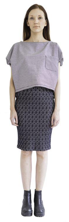 MUKA VA / Liisa shirt & Silja skirt