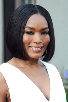 Angela Bassett On How She Knows A Role Is Right Male Haircuts Curly, Black Bob Hairstyles, Black Hairstyles With Weave, Haircuts For Men, Quick Braided Hairstyles, Curly Weave Hairstyles, African Hairstyles, Black Curly Hair, Braids For Black Hair