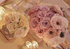 lovely romantic vintage Romantic vintage ring bearer and flower girl basket