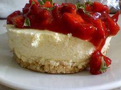 Receta De Postre Navideño Bajo En Calorías  Cheese Cake