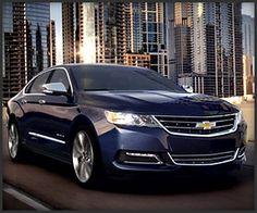 2014 Chevrolet Impala.
