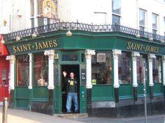 The St James Tavern, Brighton