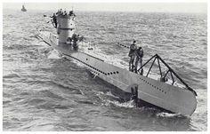 U-101 (Typ VIIB) U-Boot  Weltkrieg  II