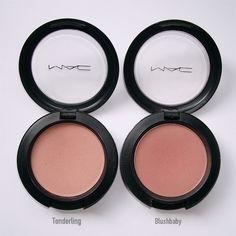 Dream MAC Blush Palette: Peachykeen, Well Dressed, Fleur Power ...