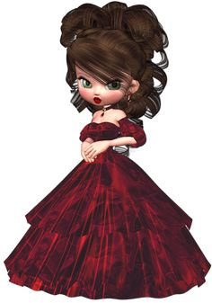✿ ❀ ❁✿ For more great pins go to Pretty Pictures, Cute Images, Decoupage Printables, Monster High Dolls, Henna Patterns, Burgundy Wedding, Fairy Dolls, Cute Little Girls, Whimsical Art