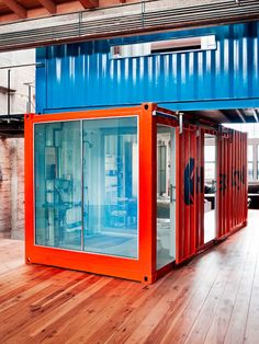 Shipping Container Design, Pictures, Remodel, Decor and Ideas - page 5