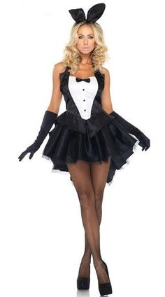 Bunny Girl Rabbit Costumes Women Cosplay Sexy Halloween Adult Animal Costume Fancy Dress Clubwear Party Wear M XL Girl Costumes, Adult Costumes, Costumes For Women, Cosplay Costumes, Career Costumes, Maid Costumes, Casino Costumes, Vampire Costumes, Scary Costumes