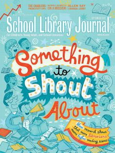 School Library Journal : Linzie Hunter, Illustration & Hand Lettering