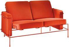 traffic straight sofa by magis