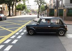 Morris Mini Cooper by asianfiercetiger, via Flickr