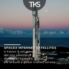 The news of SpaceX's last launch has barely settled but they are now preparing for a launch of two small internet satellites in a bid to build a global internet service.  Is there anything that Elon Musk is not willing to tackle?  #VR #AR #Toronto #Science #TOtech #Startup #Hustle #Hardwork #TorontoTech #Tech #Technology #Finance #elonmusk #future #futurism #education #coding #software #business #economics #etobicoke #space #Boston #SanFrancisco #NYC #Wired #AI #crypto #bitcoin #Spacex