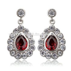 Niceter Fashion Jewelry:  1.Original Design  2.Manufacturer price   3.Quick Response Crystal Earrings, Drop Earrings, Vestidos Fashion, Austrian Crystal, Pendant Necklace, Crystals, Retro, Design, Fashion Jewelry