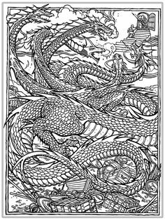 Free Printable Coloring Pages for Adults Advanced Dragons . 30 Beautiful Free Printable Coloring Pages for Adults Advanced Dragons . Free Printable Coloring Pages for Adults Advanced Dragons Detailed Coloring Pages, Online Coloring Pages, Printable Adult Coloring Pages, Mandala Coloring Pages, Animal Coloring Pages, Coloring Pages To Print, Coloring Book Pages, Coloring Pages For Kids, Coloring Sheets